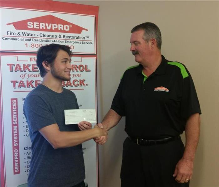 SERVPRO Waldwick High School Scholarship