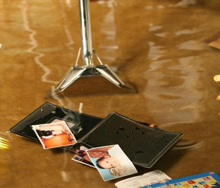 Water Damage When Water Damage Strikes