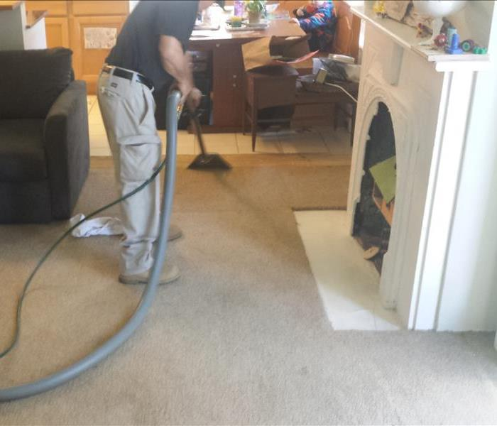 General Suburban Home Show Carpet Cleaning Contest Winner