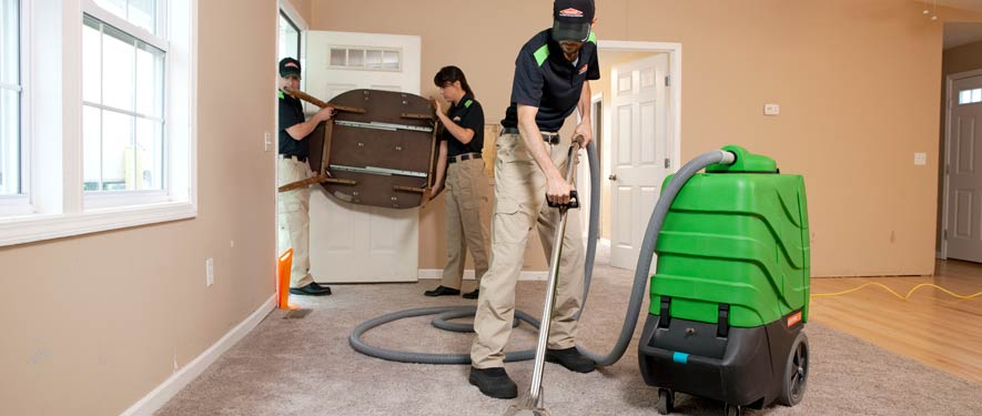 Mahwah, NJ residential restoration cleaning